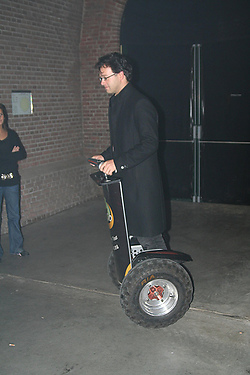 Axel on a Segway