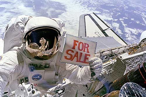 Satellite for Sale